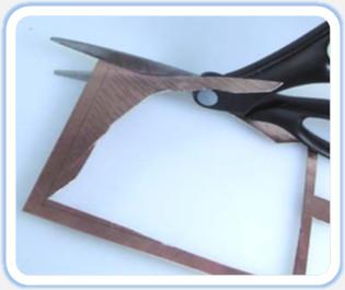 Cutting Material - Inside
