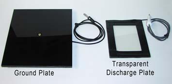 Transparent Discharge Plate